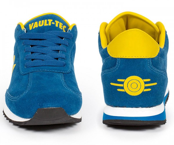 Vault 101 Sneakers Help You Sneak Past Mutants, Won't Protect You from Radiation