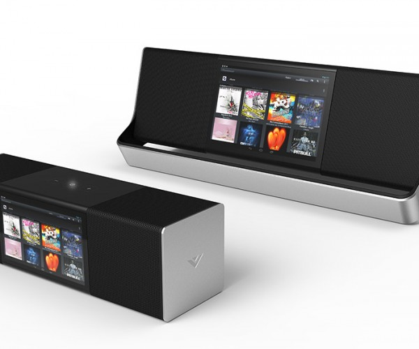 Vizio Portable Smart Audio Devices Run Android Apps