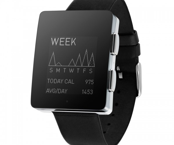 Wellograph Fitness Watch: Exercise Like a Boss