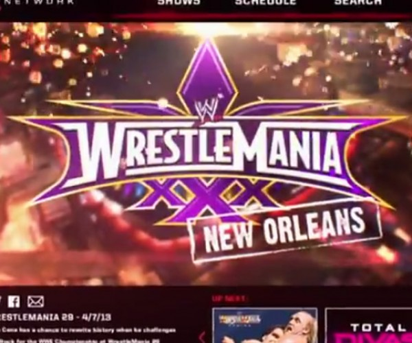 WWE Network Headed to Game Consoles, PCs and Mobile
