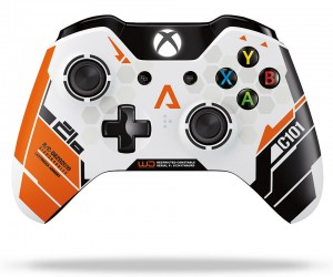Titanfall Gets Limited-Edition Xbox One Controller
