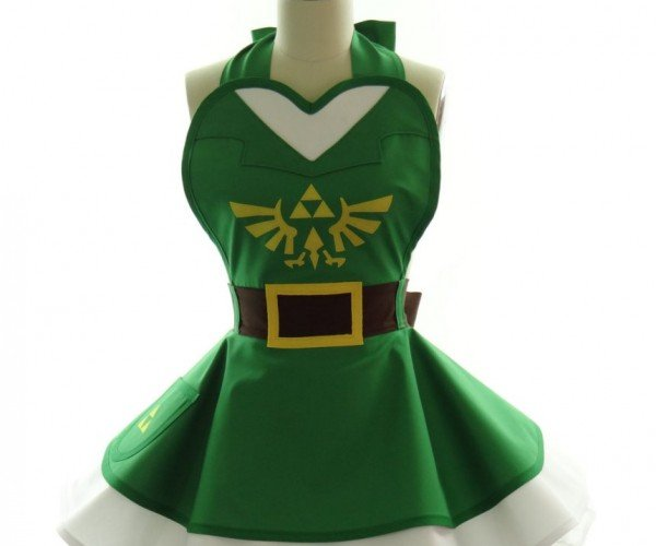 Legend of Zelda Apron: Hyrule in the Kitchen