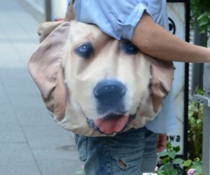 Big Head Animal Totes are All About the Animals