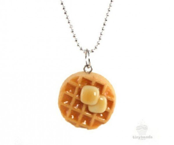 Breakfast Necklace