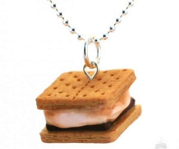 Breakfast Necklace-B