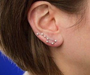 Constellation Earrings: Ear-stronomy