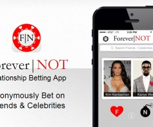 ForeverNOT Lets You Place Bets on Relationships