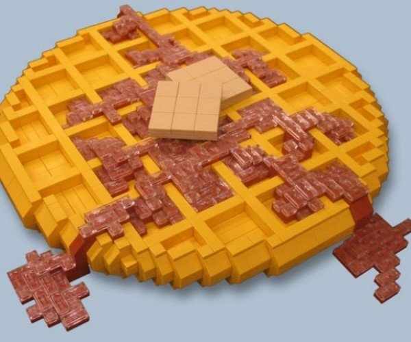 LEGO Foods are Delectably Inedible