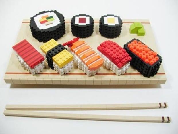LEGO Food2