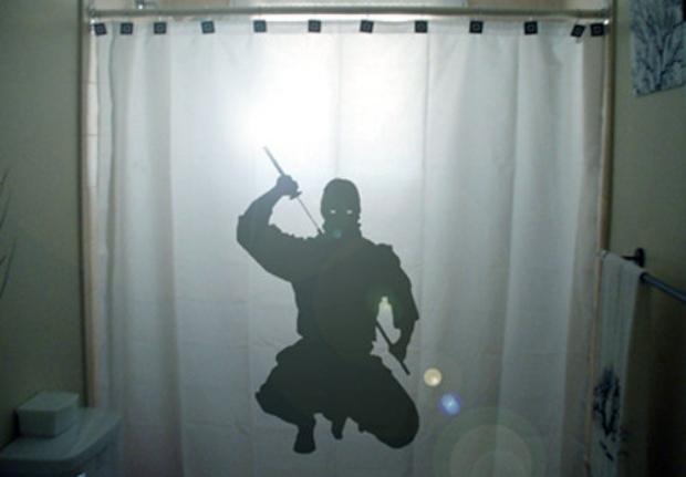Ninja Curtain