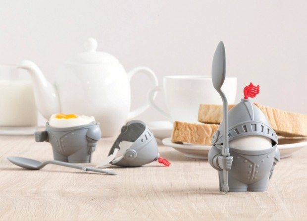 Suit of Armor Egg Cup