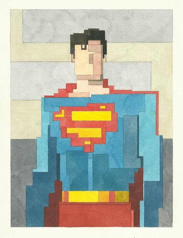 adam lister superman