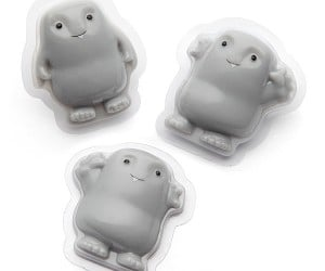 Doctor Who Adipose Science Putties: Blobby Putty