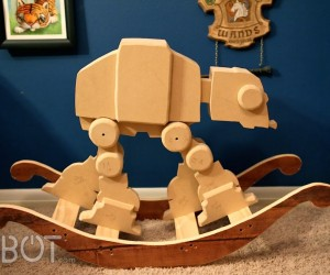 AT-AT Rocking Horse: for Imperial Troops in Training