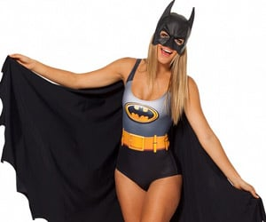 Batman Teams up with Black Milk Clothing to Fight Fashion Crime