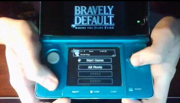 bravely default konami code easter egg