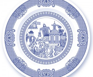 Geeky Willow Plates: Calamityware