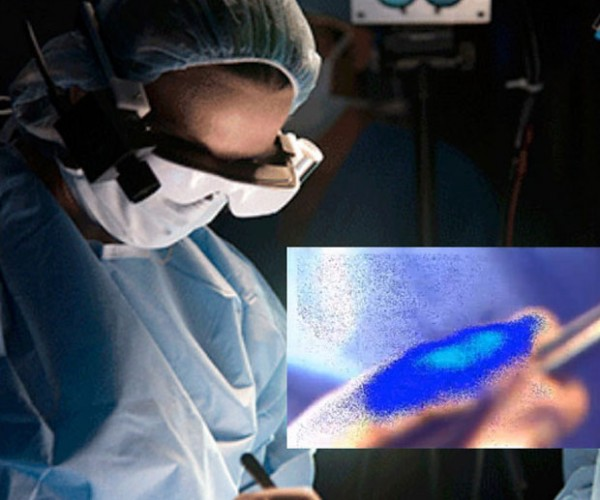 Researchers Create Smart Glasses That Let Surgeons See Cancer Cells in Glowing Blue