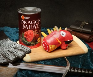 Canned Dragon Meat: The Deliciousness of Smaug