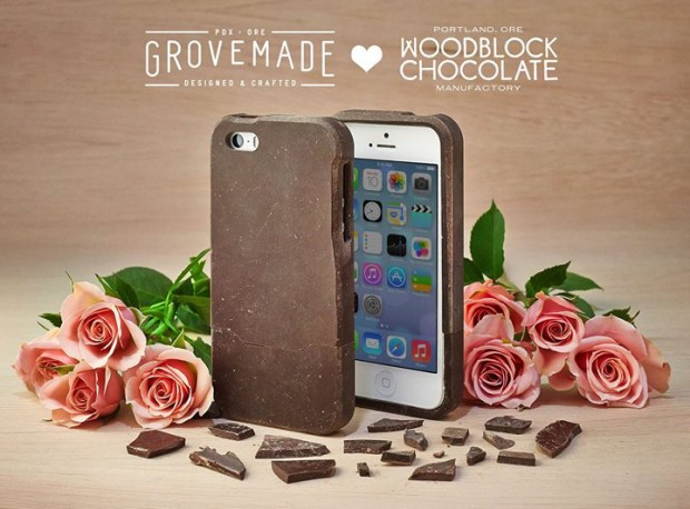chocolate iphone 5 5s case by grove and woodblock chocolate 620x458