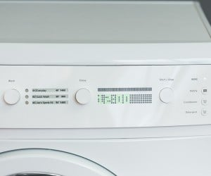 Cloudwash Smart Washing Machine Prototype: Shut Up and Take My Laundry!