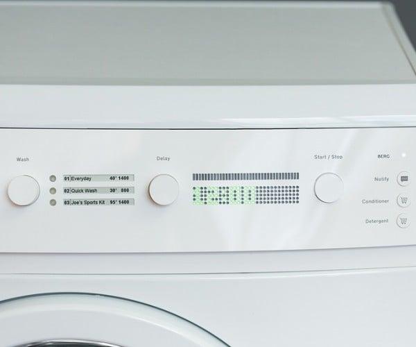 Cloudwash Smart Washing Machine Prototype: Shut Up and Take My Laundry!