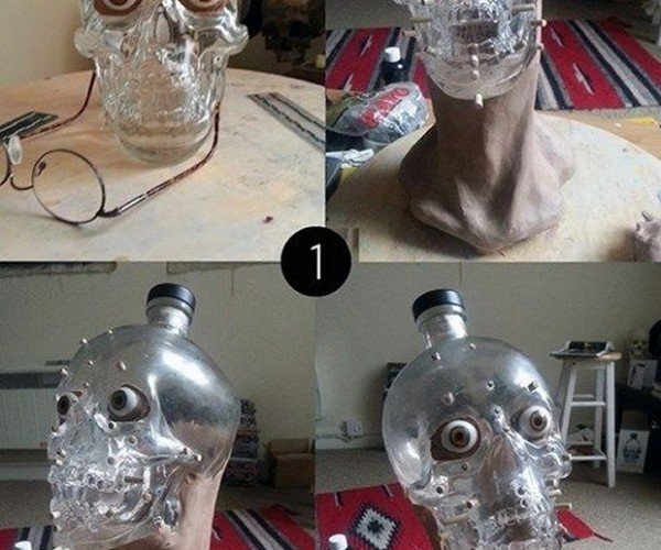 Forensics Reveal the Face of Crystal Head Vodka