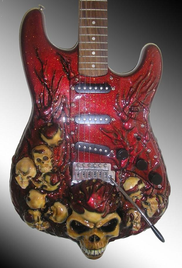 custom guitar 620x914