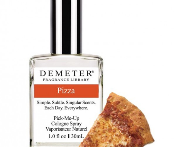 Pizza Perfume Makes You Smell Good Enough to Eat