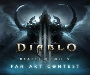 Diablo III: Reaper of Souls Fan Art Contest: Offline PvP