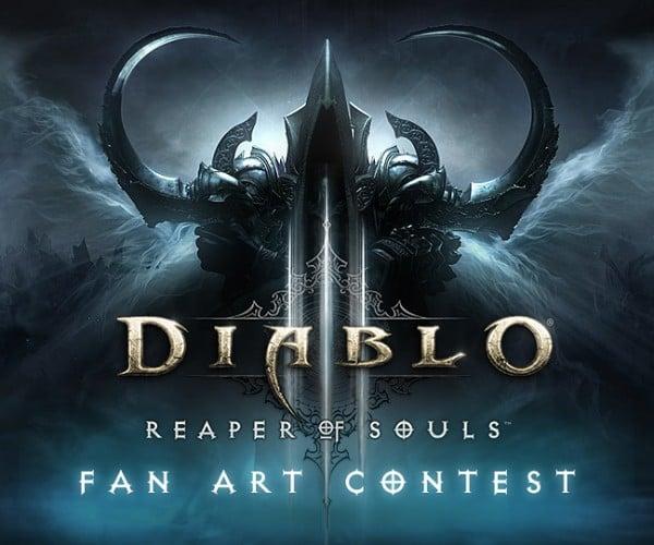Diablo III: Reaper of Souls Fan Art Contest: Offline PvP