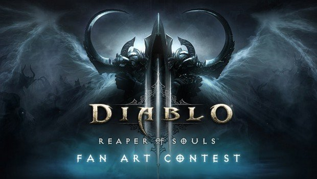 diablo iii reaper of souls deviantart fan art contest 620x350