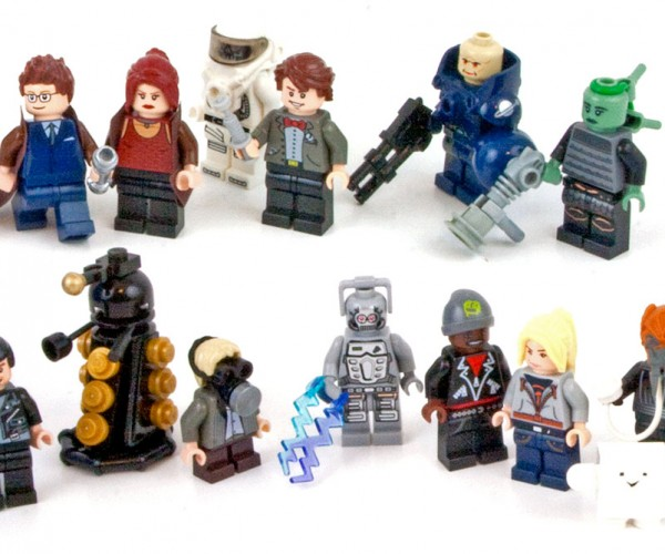 LEGO Doctor Who One Step Closer to Reality