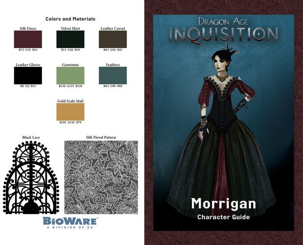 dragon age inquisition character kit for cosplay by bioware 3 620x501