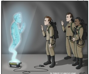 So Long, Egon: A Tribute To Harold Ramis