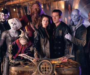 A Farscape Movie is Coming!