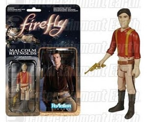 The First Official Firefly Action Figures