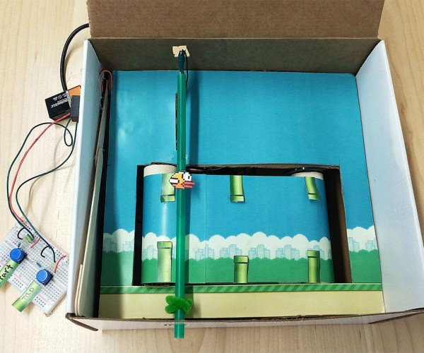 Flappy Bird in a Box: Frustration in a Box