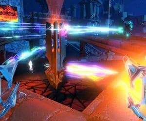 Harmonix and Hidden Path at Work on Musical FPS Game Called Chroma