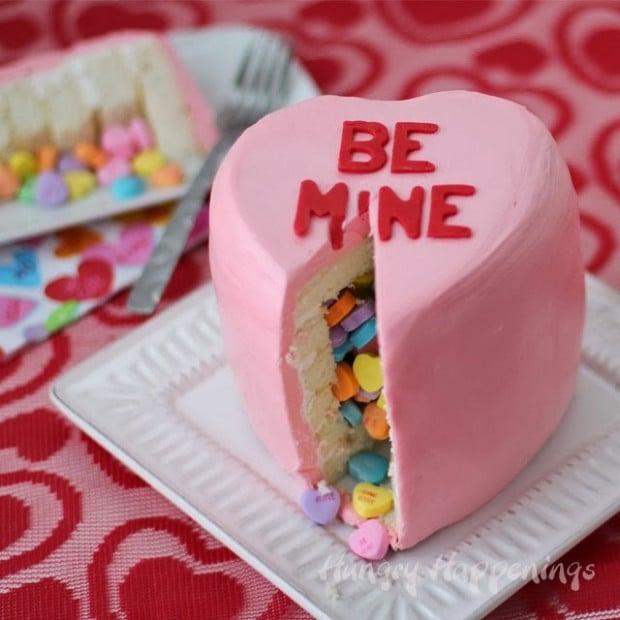 heart cake 620x620