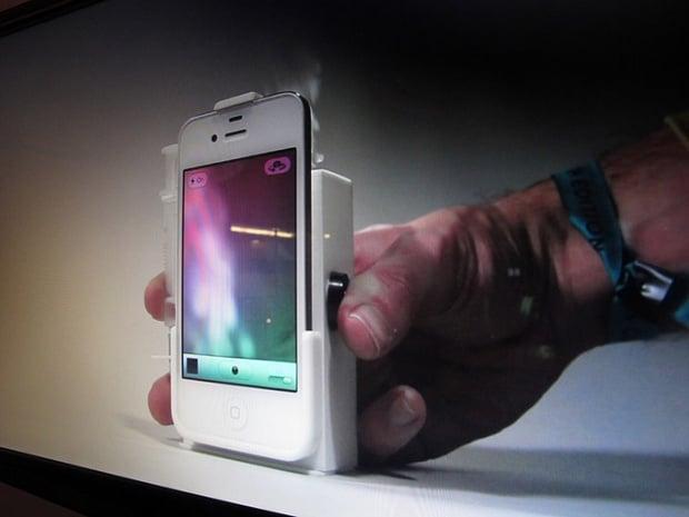 iPhone Case Smoke Signal