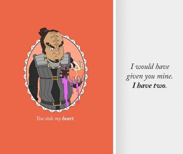 klingon valentine1