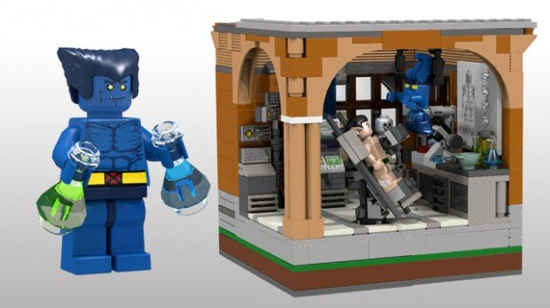 lego x men x mansion concept by glen bricker 4 620x348