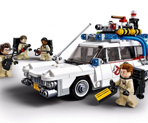 LEGO Ghostbusters Set Official Pics: YEAH! YEAH! YEAH! YEAH!