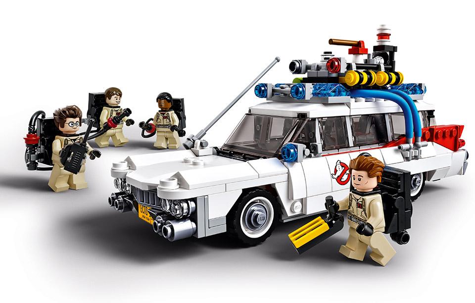 Lego Ideen.Lego Ghostbusters Set Official Pics Yeah Yeah Yeah Yeah