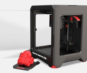 MakerBot Replicator Mini 3D Printer Hits Pre-order for $1375