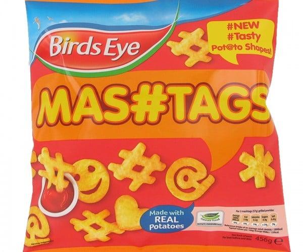 You've Tweeted 'Em, Now Eat(ed?) 'Em: Mashtags Social Media-Inspired Snacks