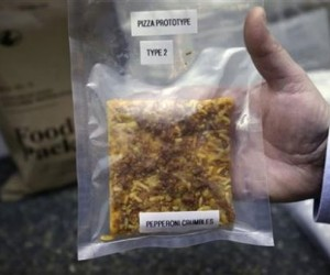 Military Researchers Working on MRE Pizza Good for Three Years on the Shelf
