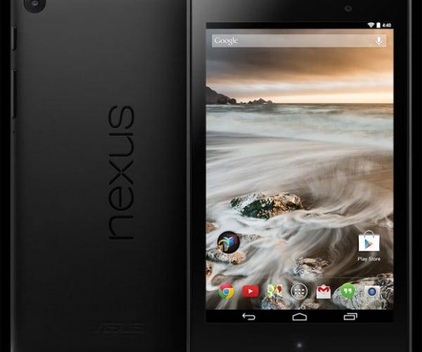 Google Nexus 7 LTE Tablet Lands at Verizon