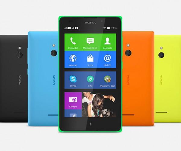 Nokia XL Dual SIM Smartphone Aims at Budget Shoppers